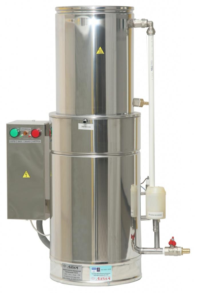 Дистиллятор АЭ-25
