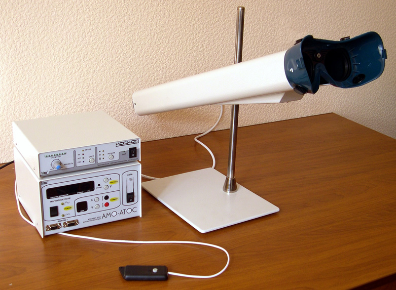 Аппараты для глаз в домашних условиях