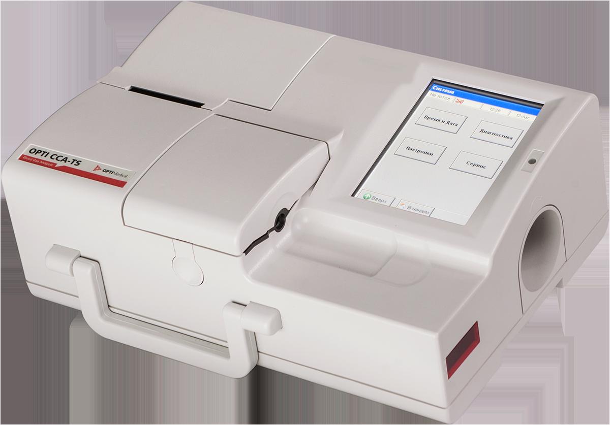 портативный анализатор газов крови